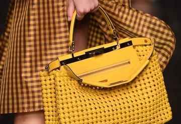 Fendi'den imza çantasına güncelleme