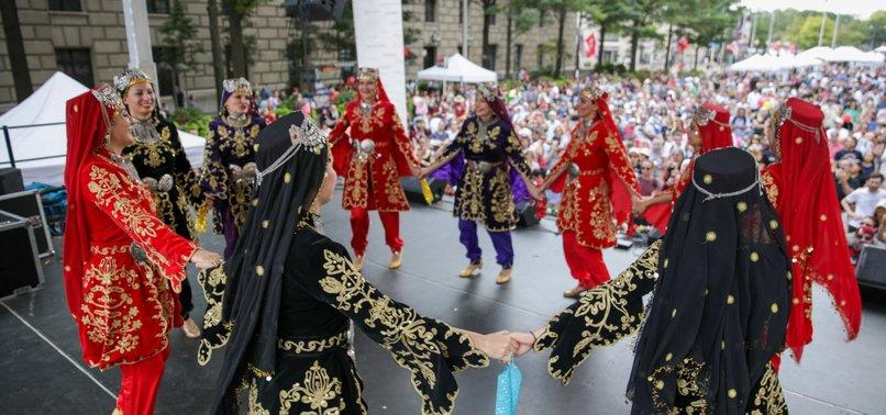 AMERICANS GET TASTE OF TURKISH CULTURE AT DC FESTIVAL