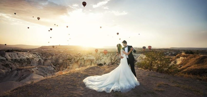 SOCIAL MEDIA EFFECT DOUBLES EXPENSES FOR BRIDES, GROOMS IN TURKEY
