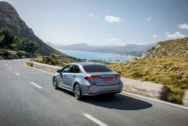 Toyota Corolla'nın fiyatı açıklandı