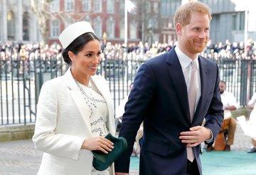 Prens Harry ile Meghan Markleın bebeği dünyaya geldi