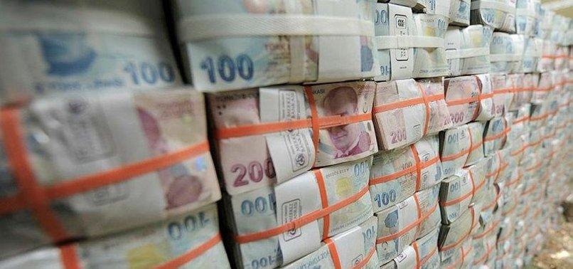TURKISH LIRA GAINS VALUE AGAINST DOLLAR