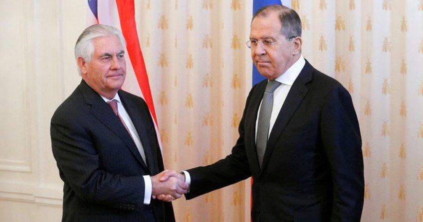 Lavrov: Suriye hava sahası için ABD ile yeni anlaşma olacak