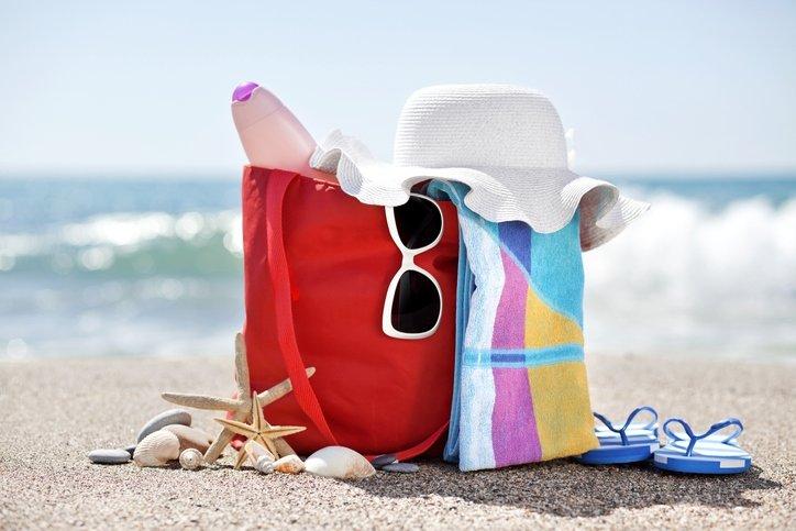 Plaj çantanızda bulunması gerekenler neler?